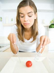 7 способов ускорить метаболизм Low-calorie-food-222x300